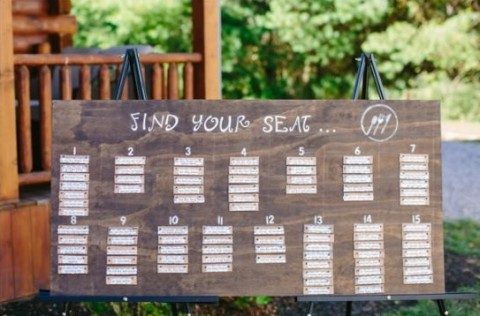 Spice Up Your Seating Chart