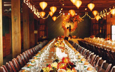 A Few Pointers for Your Fall Wedding